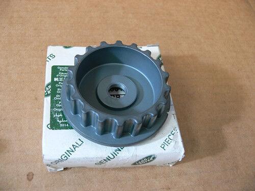 GENUINE LAND ROVER FRONT SHAFT COUPLING LR2 3.2L PETROL OEM NEW LR001981