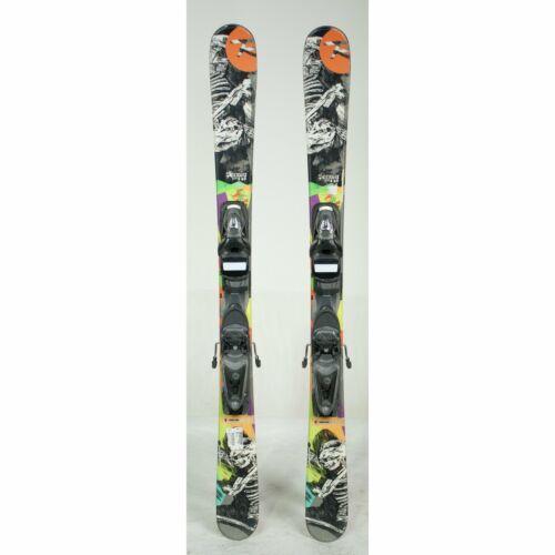 USED Rossignol Sprayer Pro Jr Junior Twin Tip Free Style Skis 105cm 115cm 125cm