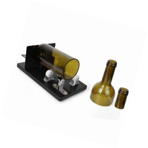 Upgrade 2.1 Bottle Cutter Glass Machine fit Round Genround Square /& Oval Cut