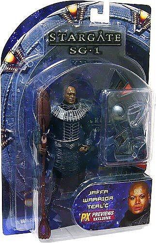 Stargate sg - 1 collection__jaffa krieger teal 'c 6  figure_previews exclusive_mip
