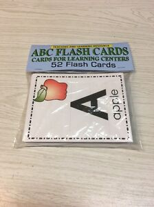 ABC-FLASH-CARD-Cards-for-Learning-Center-52-Cards-Teaching-supplies-homeschool