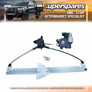 Superspares Right Front Window Regulator With Motor for Mazda Cx 9 TB SERIES 1 2