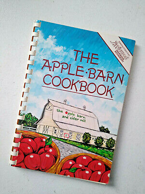 The Apple Barn Cookbook Sevierville Tennessee Applewood ...