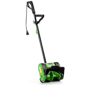 Costway-12-Inch-9-Amp-Electric-Corded-Snow-Shovel-Garden-Yard-Snow-Thrower