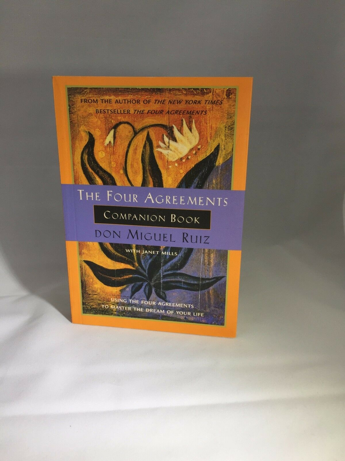 Toltec Wisdom The Four Agreements Companion Book Using The Four