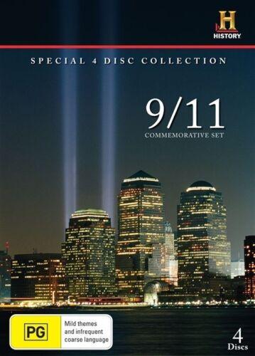 1 of 1 - 9/11 (DVD, 2010, 4-Disc Set) - Region 4