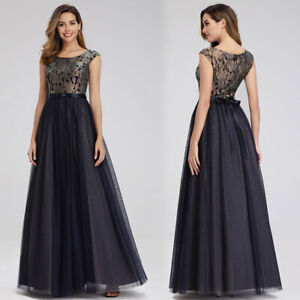Ever-pretty-Formal-A-line-Evening-Gowns-Cocktail-Long-Lace-Homecoming-Prom-Dress