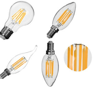 Retro-Dimmable-LED-Bulb-Filament-Candle-Light-Globe-Bulb-Replacement-Edison-Lamp