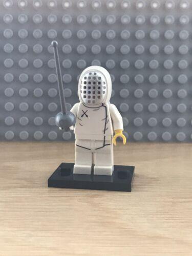 71008 Lego Minifigures Series 13 Fencer