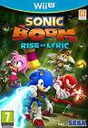 Sonic Boom: Rise of Lyric (Nintendo Wii U, 2014)