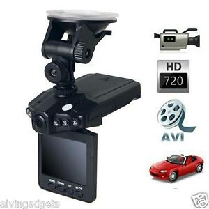 HD-Car-Vehicle-Camera-2-5-034-TFT-LCD-Screen-CCTV-Dash-Cam-DVR-Recorder
