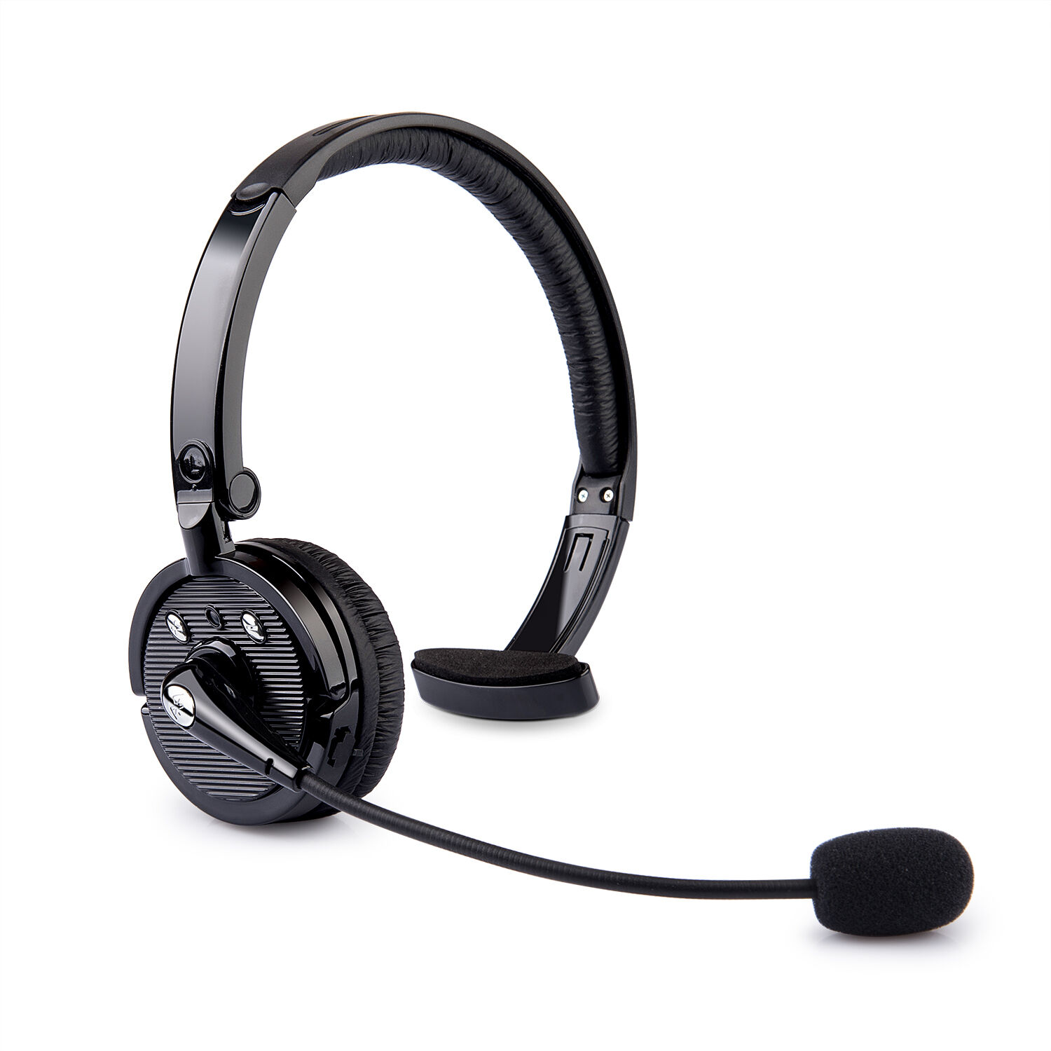 Wireless Over The Head Headset Truck Driver Noise Cancell...