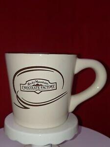 Rocky-Mountain-Chocolate-Factory-16oz-COFFEE-MUG-TEA-CUP-Ceramic-CHANTEL-2003