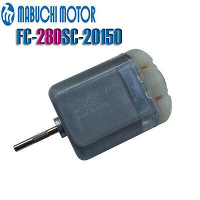 Car Door Lock and Mirror Motors Automotive FC-280SC-20150 2X FC-280 Motors
