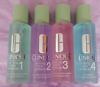 CLINIQUE CLARIFYING LOTION 200 ML FOR SKIN TYPES 1, 2, 3 AND 4