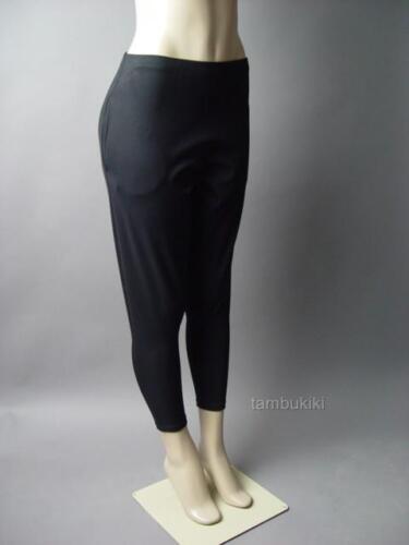 Sale Black Basic Genie Aladdin Drop Crotch Flow Cropped Harem 98 mv Pants S M L