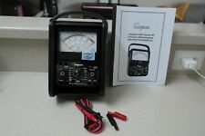 Simpson 260 Series 8p Overload Protection Multimeter