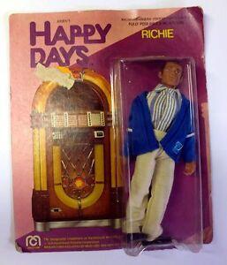 Mego Vintage Happy Days Series Richie Figurine Véritable Doll New En Blister Moc