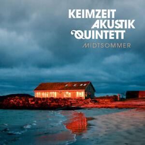 Keimzeit Akustik Quintett - Midtsommer - CD - Das Original - Mit Autogrammkarte