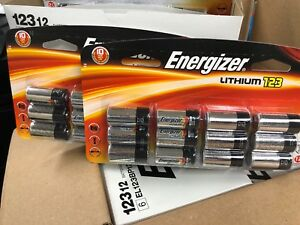 12-NEW-Energizer-CR123A-Lithium-3V-Battery-for-EL123-SF123-DL123-12-2028-NEW