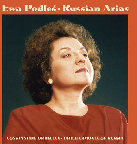 Ewa Podles - Sings Russian Arias [New CD]