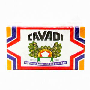 210-REFINED-CAMPHOR-TABLETS-PURE-amp-NATURAL-TABLETS-CAVADI-BRAND