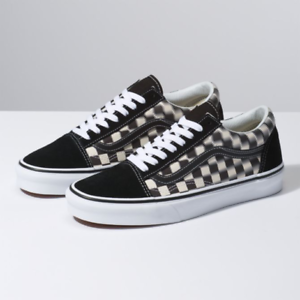 NEW IN THE BOX VANS OLD SKOOL blueR CHECK BLACK CLASSI VN0A38G1VJM FOR MEN