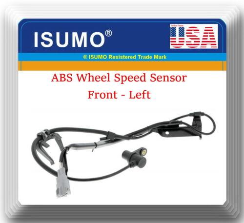 2 ABS Wheel Speed Sensor Front Left /& Right For Lexus Toyota Avalon Camry Solara