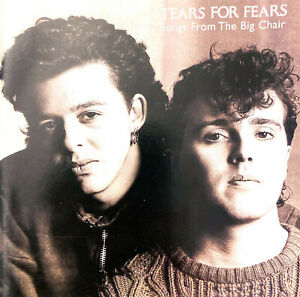 Tears-For-Fears-CD-Songs-From-The-Big-Chair-Europe-M-EX