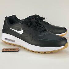 Nike Air Max 1 Golf White Aurora Hot Punch Shoes Aq0863 104 Airmax Men S Sz 11 For Sale Online Ebay