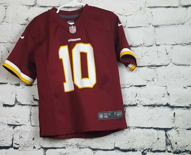 * Robert Griffin III Rg3 Washington Redskins NFL Football Youth Size Jersey