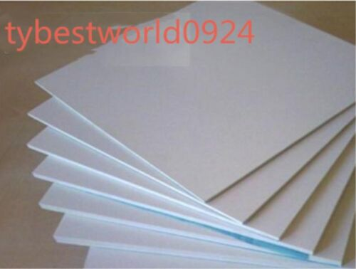 New 1pc 3mm 150mmx150mmx3mm PTFE Sheet Plate White Engineering Plastic