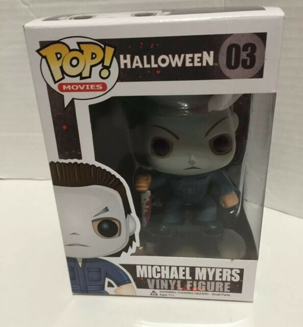 Funko Pop Movies: Halloween - Michael Myers Vinyl Figure Item #2296