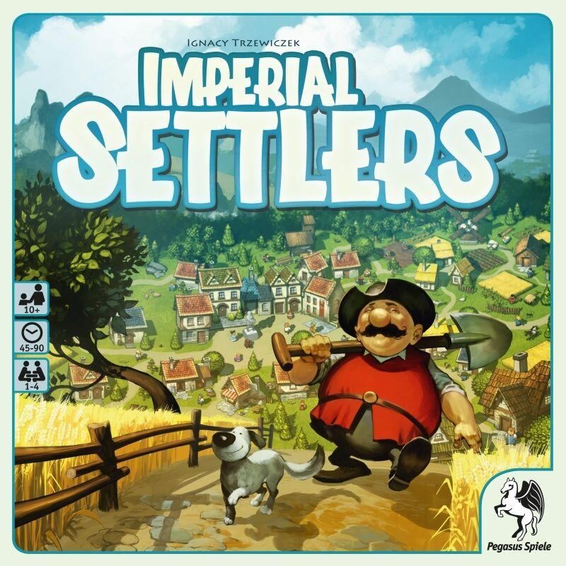 Imperial siedler bundle + nachbarschaftshilfe (deutsche ausgabe)