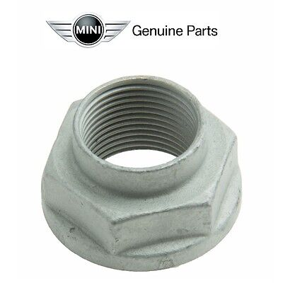 New Genuine Axle Nut Front 31106773005 for Mini