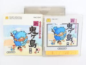 SHIN-ONIGASHIMA-1-Nintendo-Famicom-Disk-System-Game-dk