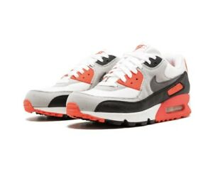 Nike Air Max 90 OG Infrared 725233 106 Size 8