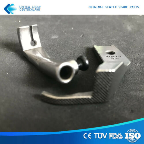 Reißverschluss Fuss 4mm - 40474 + 40475 für PFAFF-145-195-WALKING-FOOT 335a etc