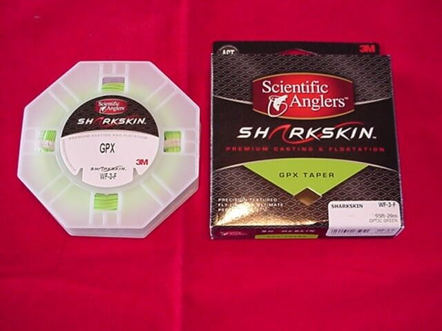 Scientific Angler Fly Line Sharkskin GPX Taper NEW