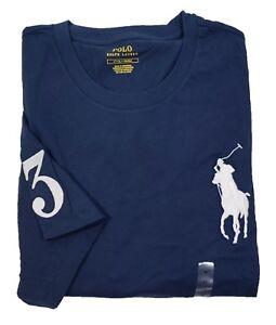 polo big pony t shirt mens
