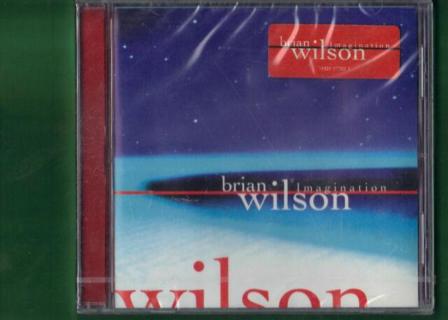 BRIAN WILSON - IMAGINATION CD NUOVO SIGILLATO