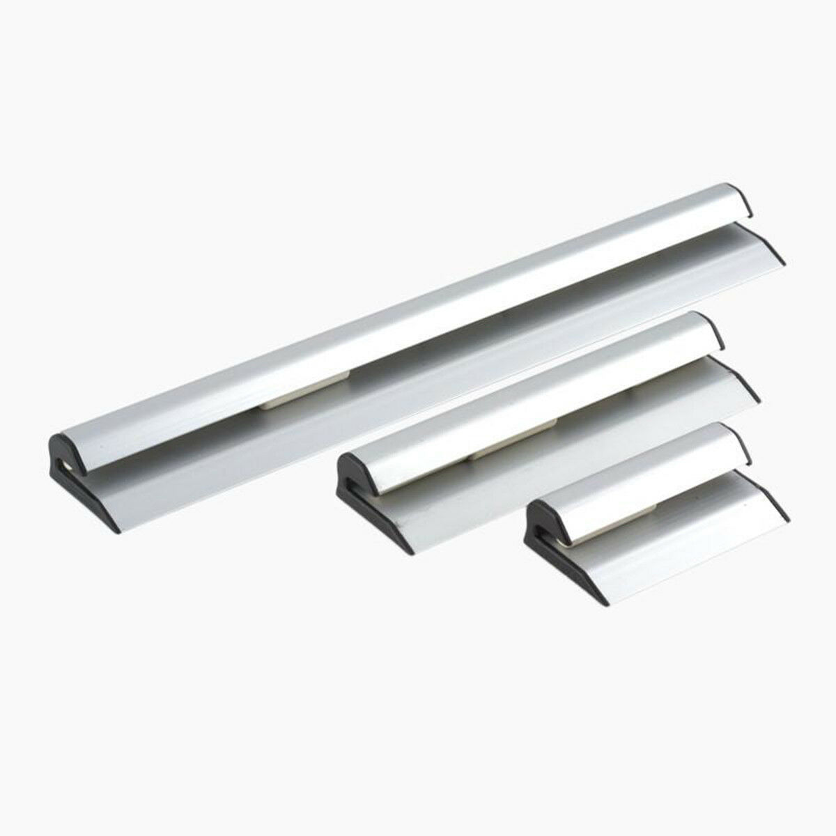 Clip-It Strip Magnetic Note and Paper Holders - 6  to 96  - Hangman Products