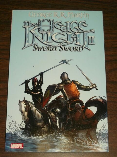 Hedge Knight Sworn Sword Vol 2 George R. R. Martin (Paperback)< 9780785126515