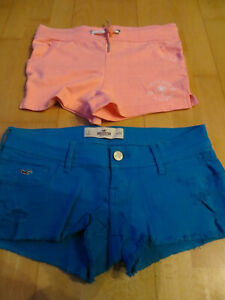2-tolle-Shorts-in-Gr-164-170-ca-Groesse-XS