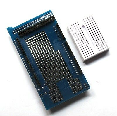 1pcs Prototype Shield ProtoShield V3 with mini breadboard For Arduino Mega2560