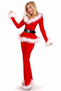 suit womens sexy Santa