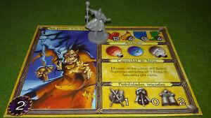 DESCENT-HERO-MOK-DUNGEON-amp-DRAGONS-HEROQUEST-FROSTGRAVE-WARHAMMER-ROL