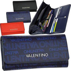 VALENTINO-Damen-Geldboerse-LILY-Portemonnaie-Geldtasche-Geldbeutel-Brieftasche