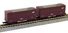 KATO N Gauge WAMU 480000 Freight Car 2pcs 8034 From Japan