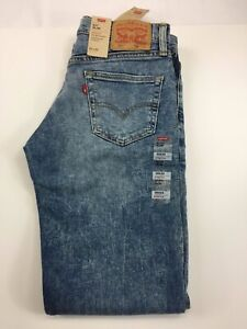 Levis-511-Slim-Fit-Stone-Acid-Wash-Blue-Jeans-With-Stretch-3225-MSRP-69-50